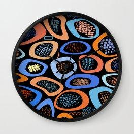 90's Inspired Pop Art Wall Clock