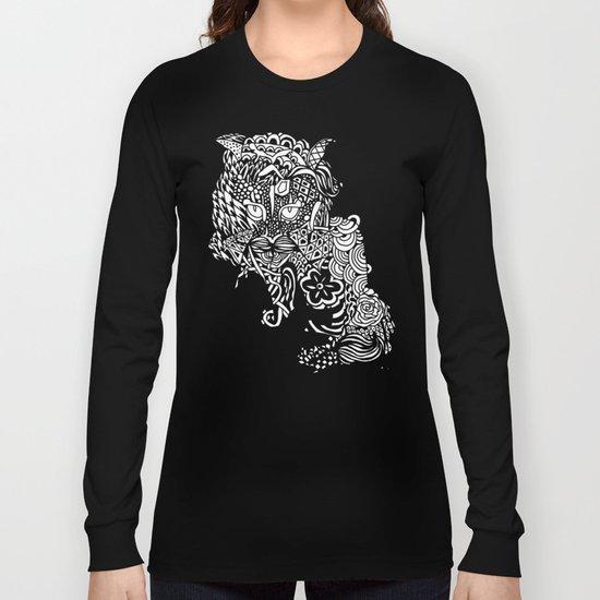 Dragon Cat Long Sleeve T-shirt
