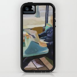 Tuesday afternoon iPhone Case