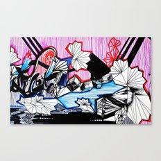 Just Canvas Print