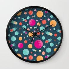 BP 48 Space Wall Clock