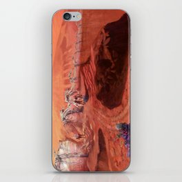Martian Explorers iPhone Skin