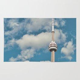 CN Tower... Rug