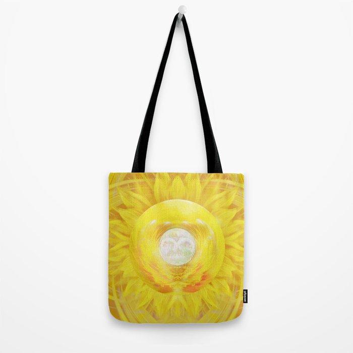 Gold In My Belly (Solar Plexus Chakra) Tote Bag
