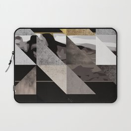 u2's the joshua tree triangles Laptop Sleeve