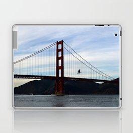 Golden Gate Bridge Panorama Laptop & iPad Skin