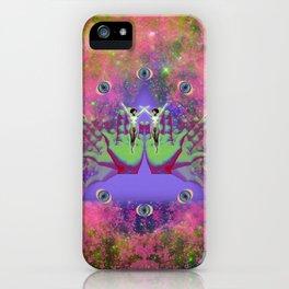 Hallucinogen iPhone Case