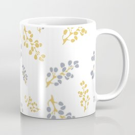 Garden Swirl Collection - Bouquet Bits Coffee Mug