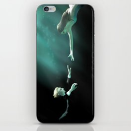 The Waves Will Be Here For You - TAO iPhone Skin