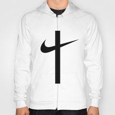 Swoosh Cross (... And Deliver Us From Evil) / Black Hoody