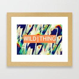 born this way Framed Art Print