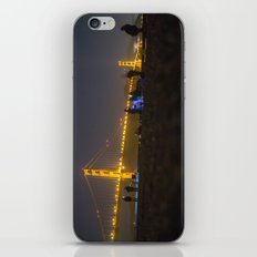 going crabbing iPhone & iPod Skin
