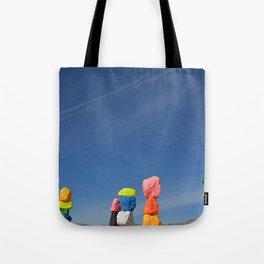 neon Tote Bag
