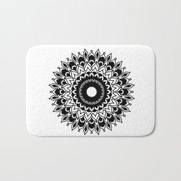 Mandala: layered Bath Mat