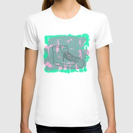 80s kicks T-shirt