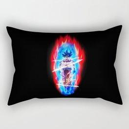 Amazing Super Saiyan 1 Goku Rectangular Pillow