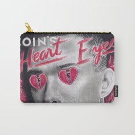 coin, 'heart eyes' the movie Carry-All Pouch