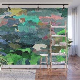 Monet's Garden Wall Mural