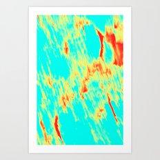 129 Art Print