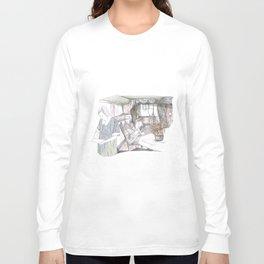Maria, porfavor Long Sleeve T-shirt