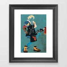 Tidus Framed Art Print