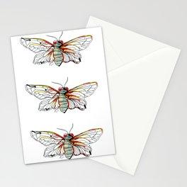 Cicada I Stationery Cards