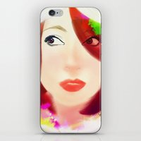 che iPhone & iPod Skins featuring Che by Sheree Tampus