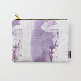 Gently violet abstract Carry-All Pouch