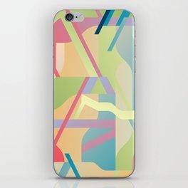 On the edge iPhone Skin