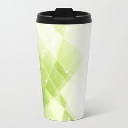 Modern technology background Travel Mug