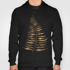 Palm Leaf – Sepia Hoody