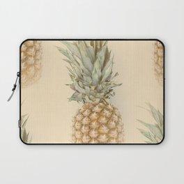 Pineapples On A Vintage Mood #decor #society6 Laptop Sleeve