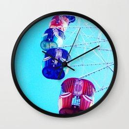 ferris Wall Clock
