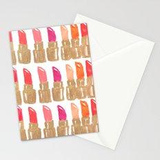 Lipstick! Stationery Cards