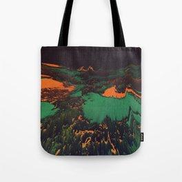 ŁÁQUESCÅPE Tote Bag