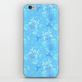 fleur de otachi - light iPhone Skin