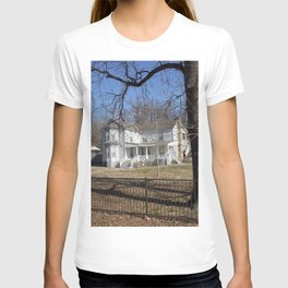 Cherokee Nation - The Ivy-Duncan-Dannenburg Home, built in 1874 T-shirt