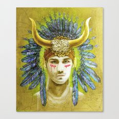 Theseus Canvas Print