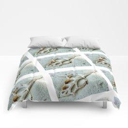 Shell art Comforters