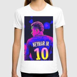 Neon Neymar T-shirt
