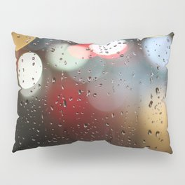 rain lights Pillow Sham