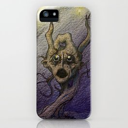 The Guilt Tree iPhone Case