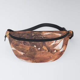 Crystal Amber Fanny Pack