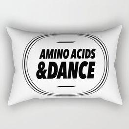 Amino Acid & Dance Rectangular Pillow