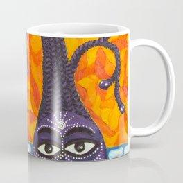 Medusa and the Tree of Life Coffee Mug