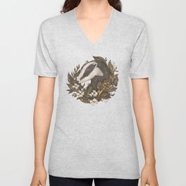 Badger Unisex V-Neck