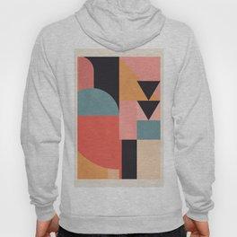 Geometric Shapes 74 Hoody