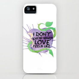 descendants - mal iPhone Case