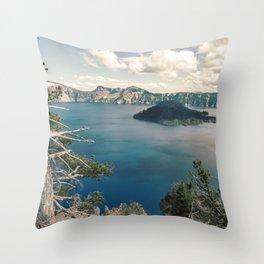 Oregon Dreams Throw Pillow