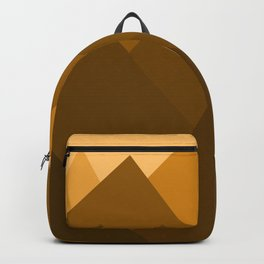 Abstract Sand Dunes Backpack